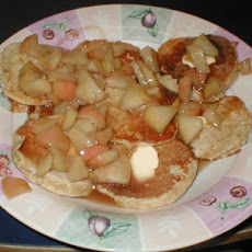 Apple Topping for Pancakes, Waffles & Such
