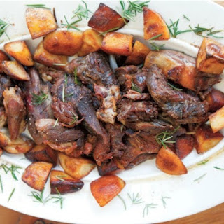 Marc Vetri's Slow-Roasted Lamb Shoulder