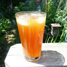 Almond Iced Tea