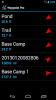 Screenshot of Waypoint Pro