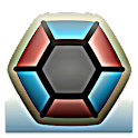Hexogen keyboard icon