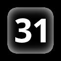 NL dates on status bar icon