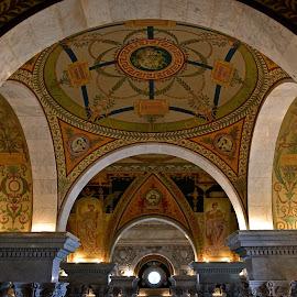 by Steven Aicinena - Buildings & Architecture Public & Historical