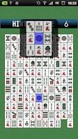 Screenshot of Shisen puzzle