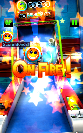 Ball-Hop Bowling - screenshot