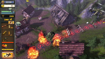 Screenshot of Hills of Glory 3D Free Europe