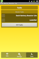 Screenshot of Battery Power Booster - Lite