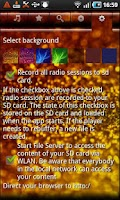 Screenshot of VirtualRadio