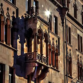Arcs by Lasbi Naboj - Buildings & Architecture Other Exteriors ( arcs, exterior, helsinki, architecture )