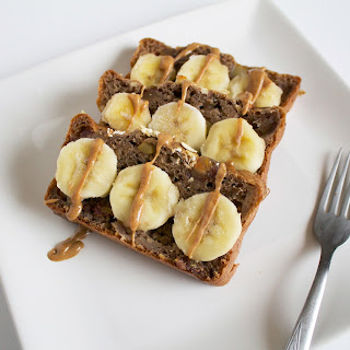 Apple Chunk Banana Nut Date Bread / Revisited