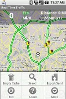 Screenshot of Glob - Traffic & Radar <1.6