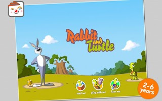 Screenshot of Children Stories - Rabbit Lite