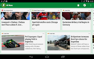 Screenshot of Sports Republic