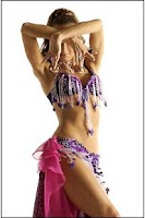 Screenshot of Belly dance