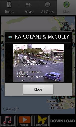 Hawaii Traffic Cams