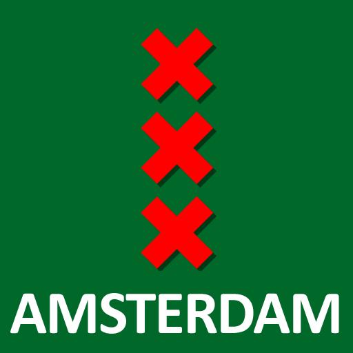 アムステルダム、ザ・マップ、無料  The Map free 旅遊 App LOGO-APP試玩