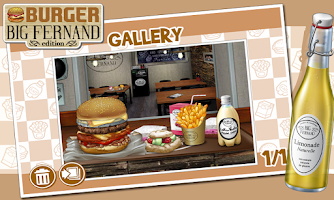 Screenshot of Burger - Big Fernand