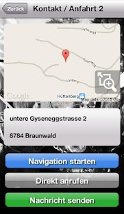 Braunwald-Taxi - screenshot