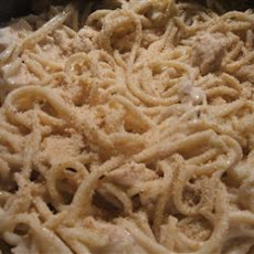 Megan Rae's Chicken Tetrazzini