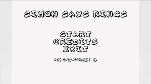 Simon Says Rings