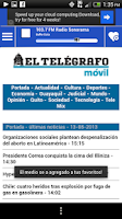 Screenshot of Ecuador Guide Radio and News