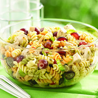 Chicken Pasta Salad Grapes Recipes