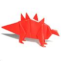 Origami Dinosaur 4 icon
