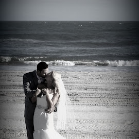 by Missy Grove Horne - Wedding Bride & Groom