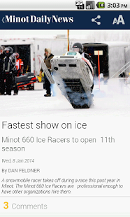 Lastest Minot Daily News APK for PC