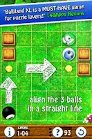Screenshot of Balliland XL Free