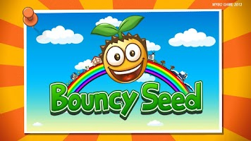 Screenshot of Bouncy Seed