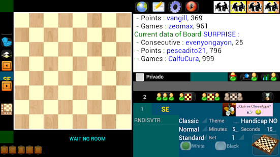 MyChessPlay Chess Online - screenshot