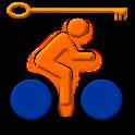 IpBikeKey icon