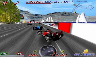 Screenshot of Ultimate R1 Free