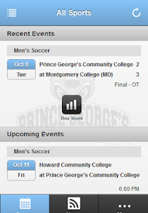 PGCC Front Row - screenshot