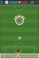 Screenshot of Teleport Soccer (Football)