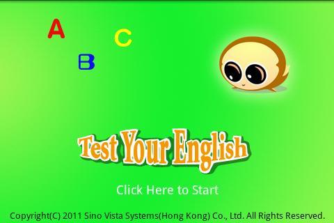 考你英文識多少!(簡體中文)