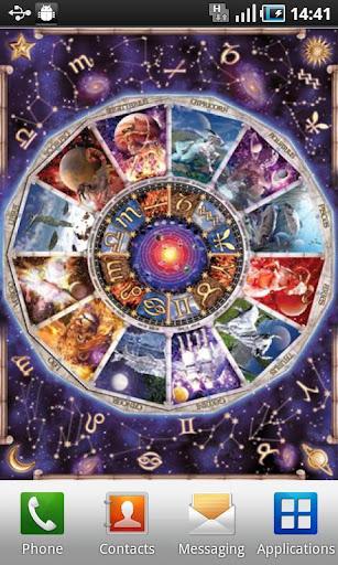 AstrologyLiveWallpaper