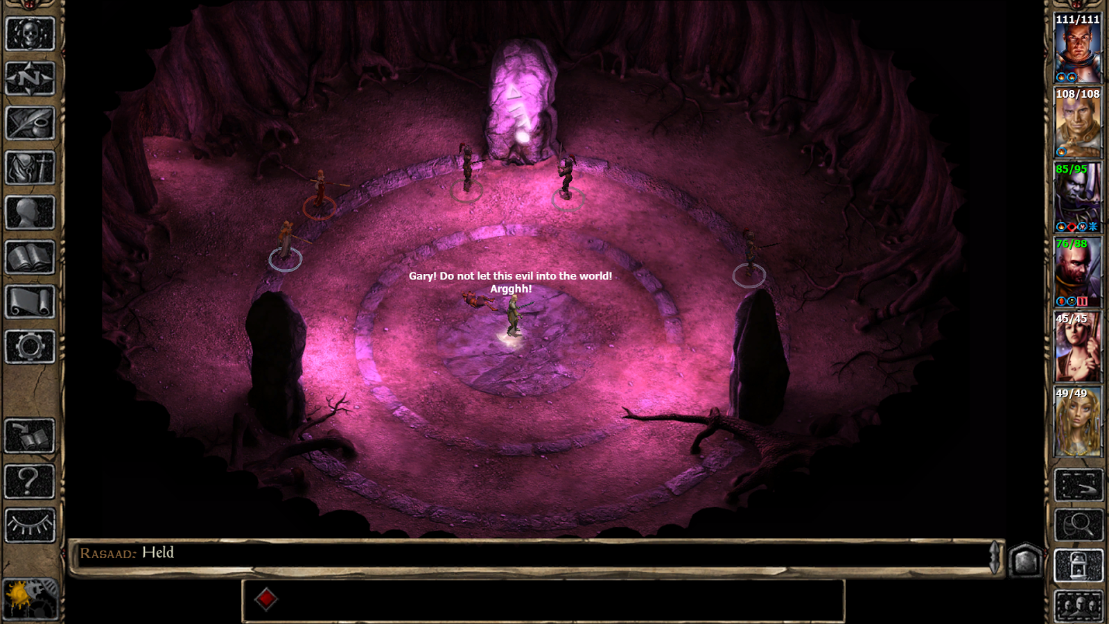 Baldur's Gate II Screenshot 5