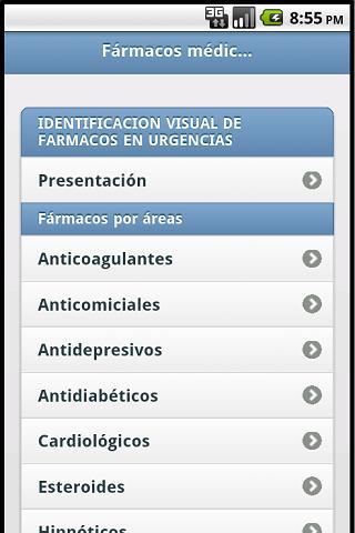 Id visual de fármacos PRO