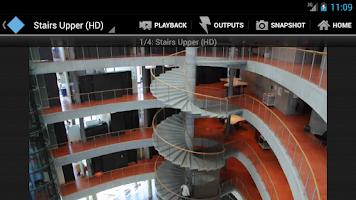 Screenshot of Milestone Mobile