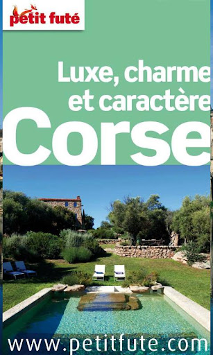 Corse - Luxe charme 2012