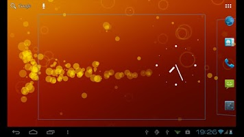 Screenshot of Fluid touch Free