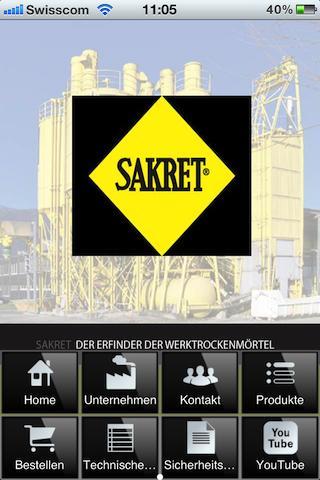 Sakret Schweiz AG