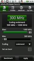 Screenshot of AnTuTu CPU Master (Free)