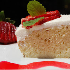 Tres Leches (Three-Milk Cake)