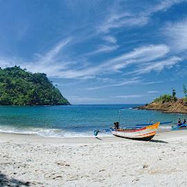 private paradise by Agung Lop - Landscapes Travel ( indonesia tourism, beach, travel, paradise, landscapes, landscape, people,  )