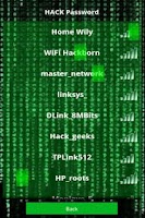 Screenshot of WiFi Hacker PRANK