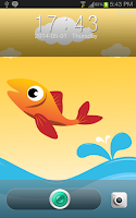 Screenshot of Classic Fish GO Locker
