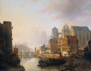 RIJKS: Kasparus Karsen: painting 1846